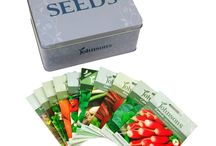 Seed Gardeners' Gift Range / Our wonderful range of seed inspired gift sets for garden lovers