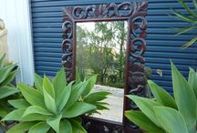 Mirrors / Our hand made mirrors