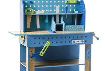 Aston's playroom
