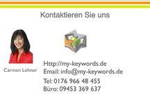 Keywordrecherche und Keywordanalyse wofür brauche ich das? / http://my-keywords.de Welche Keywords, nehme ich für Video, für Bilder, oder für meine Artikel? Welche für Affiliate? Welche für Traffic?  Unterschiedliche Bereich erfordern unterschiedliche Keyword! Oder nehmen Sie einen Schraubenschlüssel für alles? Ein Putzmittel für alles?  Sehen Sie!