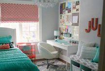 Decorating - Teen bedroom