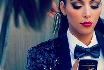 Kardashian Jenner make-up♡♥