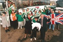 Hendon Fans on the Road / Pictures of Hendon fans on away days.