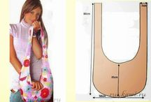 Moldes de Bolsas - Bag Pattern - DIY