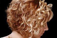 Cute short cuts for curly hair / by Cheryl Beckett