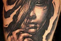 Tattoo / Tattoo Artist