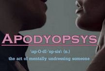 Apodyopsis / A debut novel by Lexi Cubbins.