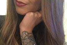 Tattoo / Mandala tattoo
