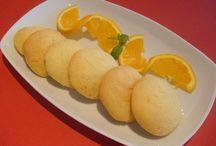 Κουλουράκια πορτοκαλιού / Νηστίσιμα, εύκολα και αφράτα κουλουράκια πορτοκαλιού