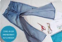recy kalhoty