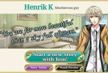 Shall we date? Love Tangle - Henrik K