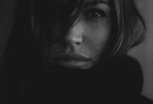 B & W / All this black and white  / by Hilary Ngawai