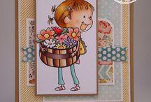 SugarPea Deisgns cards I {heart}