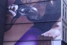 Street Art in Scotland
