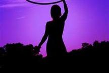 Hoop dance / Inspirations