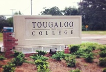 Tougaloo College / by Candice Jackson