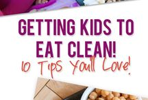 Healthy Kid Friendly eating