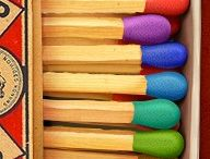 Colour / Colours that inspire