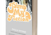 Writers' Resource Series / Pimp My Fiction: Secrets of How to Write a Novel, inspired a Writers' Resource Series with 101 Writers' Scene Settings and A~Z Writers' Character Quirks.