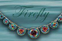 Firefly Jewelry / #Fireflyjewelry Stunning one of a kind handmade pieces done in Guatemala.
