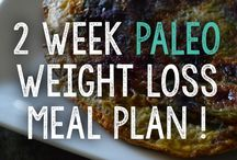 Two week Paleo weight plan