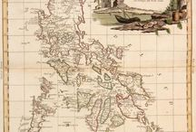Vintage Maps, Globes & Other Geographical Bric-a-brac