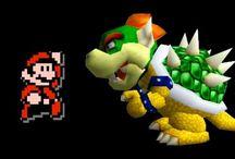 Super Mario Maker levels