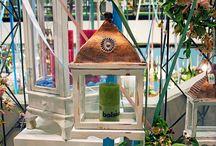 Lanterne / Lanterne esclusive del nostro marchio MP in legno e metallo per abbellire e decorare tutti i tipi di ambienti.