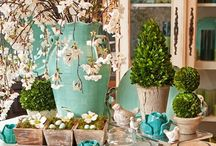 Tablescapes / by Becky Fogo