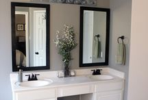 | Master Bathroom | / DIY Decor, Furniture, Home Renovation and Design Projects and Styling for the Master Bathroom