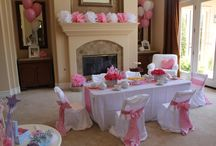Cute girl bday ideas / by Tamara Aday