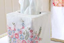 tissue handmade