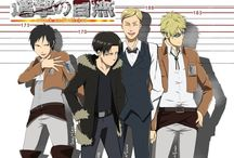 Attack on Titan / Shingeki no Kyojin x Durarara!!