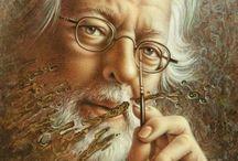 poen de wijs -beatiful art / Poen de Wijs-beautiful-art