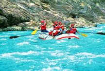 White Water Rafting Opportunities in India