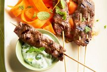 Meat on a Stick / by Super-Simple Saver