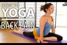 Yoga-back pain