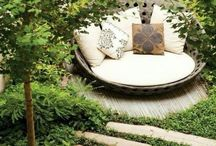 Trädgårdsrum