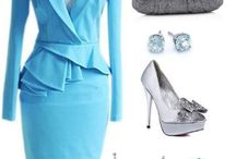 Dress It Up! / Live & Learn to style yourself for work, church and everything in between!
