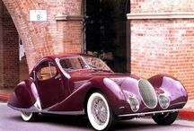 Gorgeous inter-war automobiles