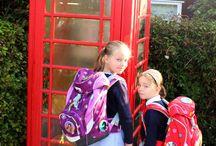 ergobag around the world / Unserem Ziel, das Synonym für Schultaschen weltweit zu werden, kommen wir jeden Tag ein wenig näher...