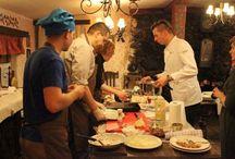Karol Okrasa w Kiermusach / Warsztaty gotowania z Mistrzem Kuchni Karolem Okrasą :)