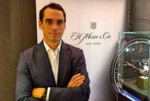 Una charla distendida con Edouard Meylan, CEO de H. Moser & Cie