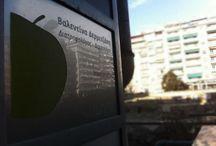 Διαιτολογικό Γραφείο - Βαλεντίνα Δερμιτζάκη / Ο χώρος μας Πλ. Ναυρίνου 3 Κέντρο  Θεσσαλονίκη