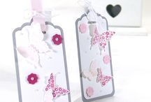Stampin up tags