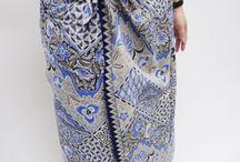 Fashion:スカーフ:サロン・パレオなどでアレンジ