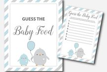 Little Chick Baby Shower Theme