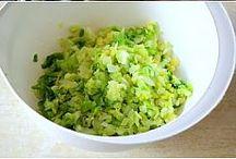 Zeleninové předkrmy