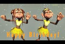 Happy birthday videos