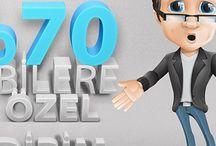 %70 indirimli Web Tasarım